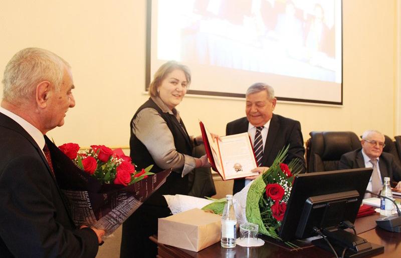 Akademik Ramiz Məmmədovun 70 illik yubileyi qeyd edilib