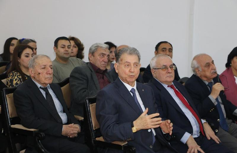 Respublika Seysmoloji Xidmət Mərkəzinin illik hesabatı təqdim edilib