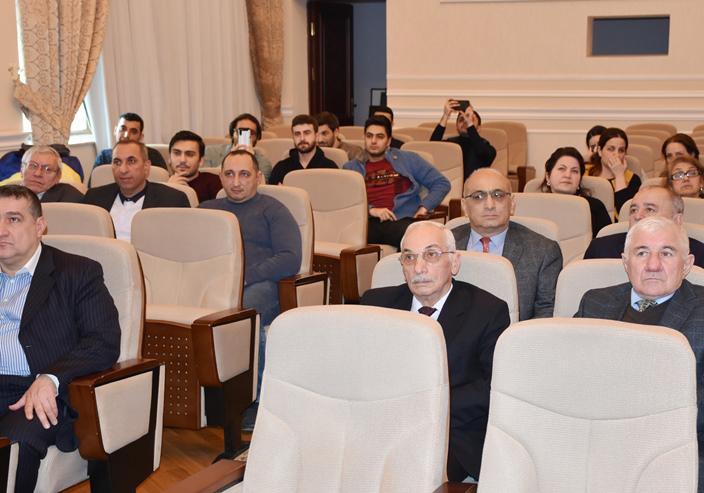 """GGİ-də """"YER FİZİKASI"""" seksiyasının seminarı"""