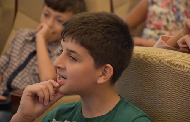 Geologiya və Geofizika İnstitutunda 15 sentyabr – bilik günü münasibəti ilə tədbir reallaşıb