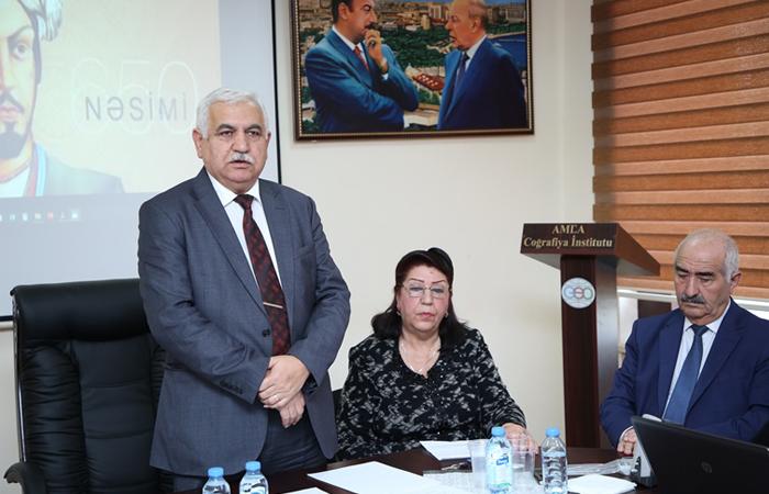 Cİ-də İmadəddin Nəsiminin 650 illiyinə həsr edilmiş tədbir