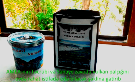 Use mud volcano products for health at your house