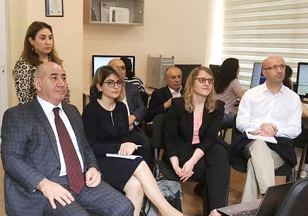 The RSSC discussed the assessment of seismic risk in Baku