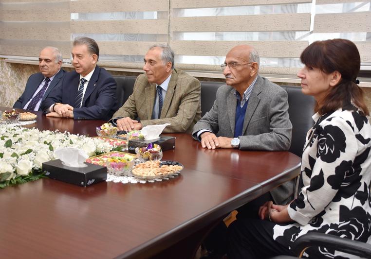 Geologiya və Geofizika Institutu ilə Dövlət Neft və Sənaye Institutu arasında memorandum imzalanıb