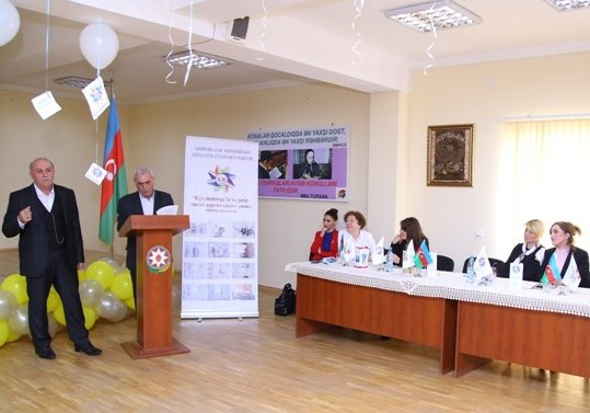 "The employee of the Department of Demography and Population attended the presentation ceremony of the ""Small academy"""