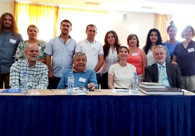 Cİ əməkdaşları Geoparkların inkişafına dair keçirilən konfransın iştirakçılari olublar
