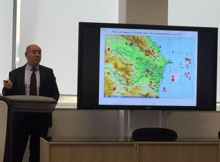 RSXM-nin baş direktoru II Azərbaycan Elm Festivalının açılışında çıxış edib