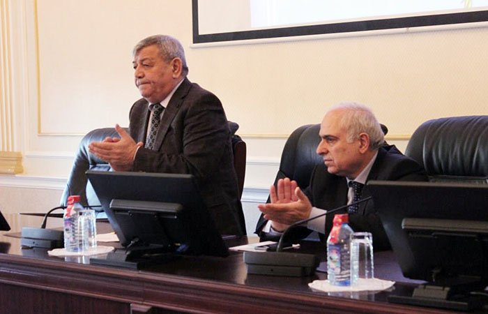 Scientific-practical conference devoted to memory of Professor Elbrus Alizadeh
