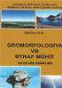 """Cİ-nin """"Geomorfologiya və ətraf mühit"""" adlı yeni kitabı çapdan çıxıb"""