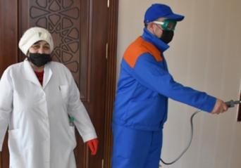GGİ-də Koronavirusa qarşı tədbirlər davam edir