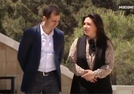 Coğrafiyaçı gənc alimlərin fəaliyyəti televiziya kanalında nümayiş etdirilib