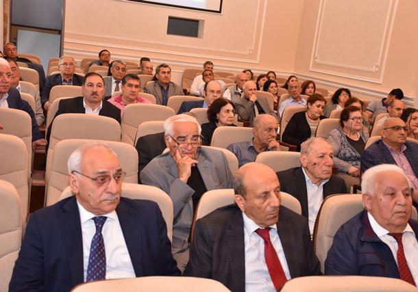 Yer elmləri sahəsində ümumrespublika elmi seminari keçirilib