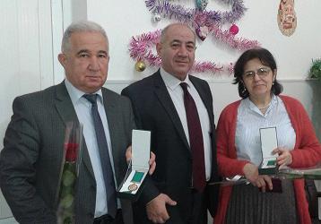 RSXM əməkdaşları medalla təltif olunublar