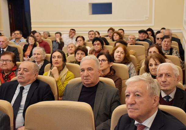 GGİ-də Yer Elmləri sahəsində Ümumrespublika elmi seminarı