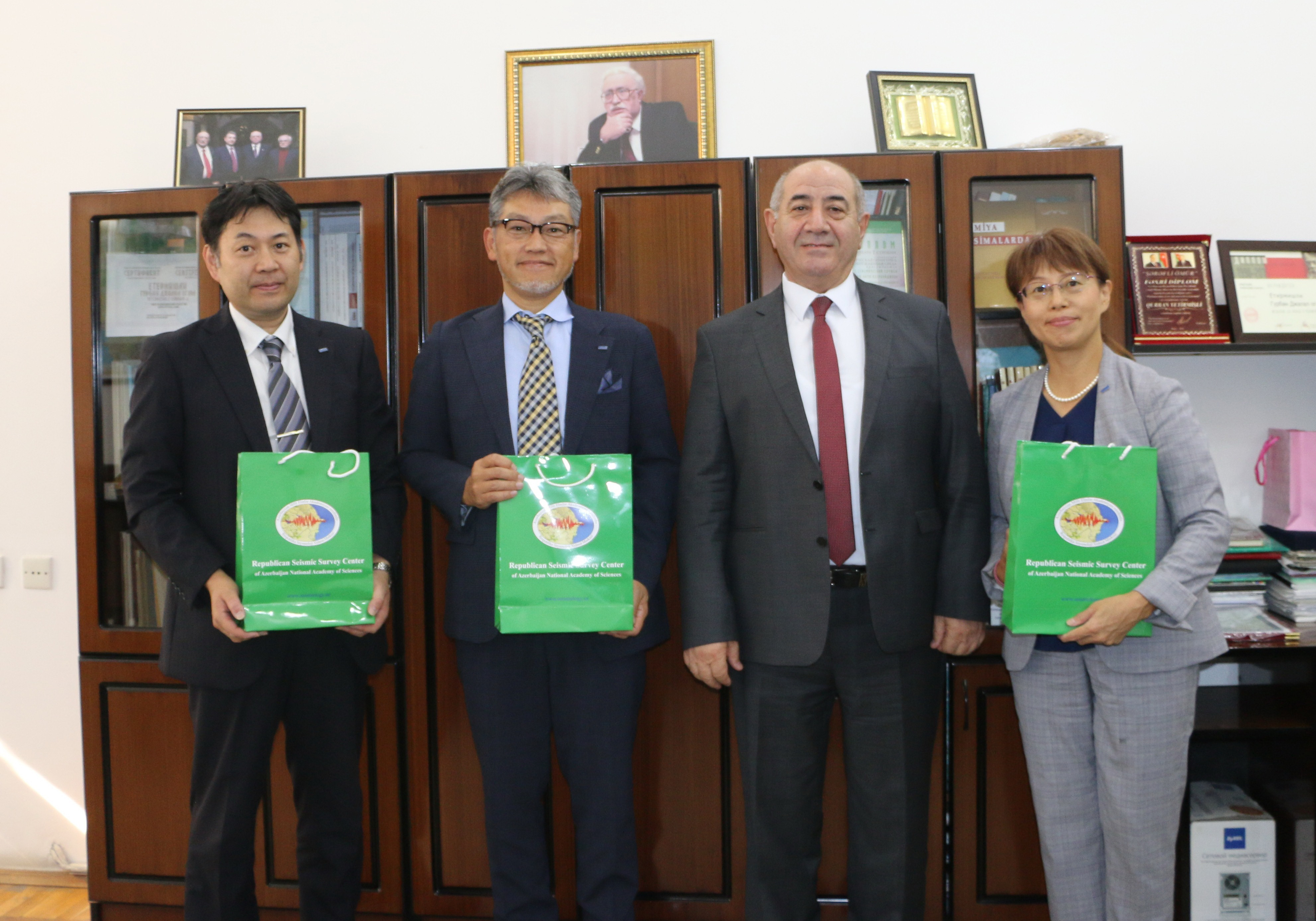 Azerbaijani and Japanese seismologists can begin joint research in the Caspian Sea