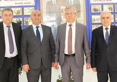 Rusiya Elmlər Akademiyasının prezidenti RSXM-də olub