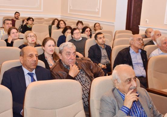 Republic seminar on earth sciences was held
