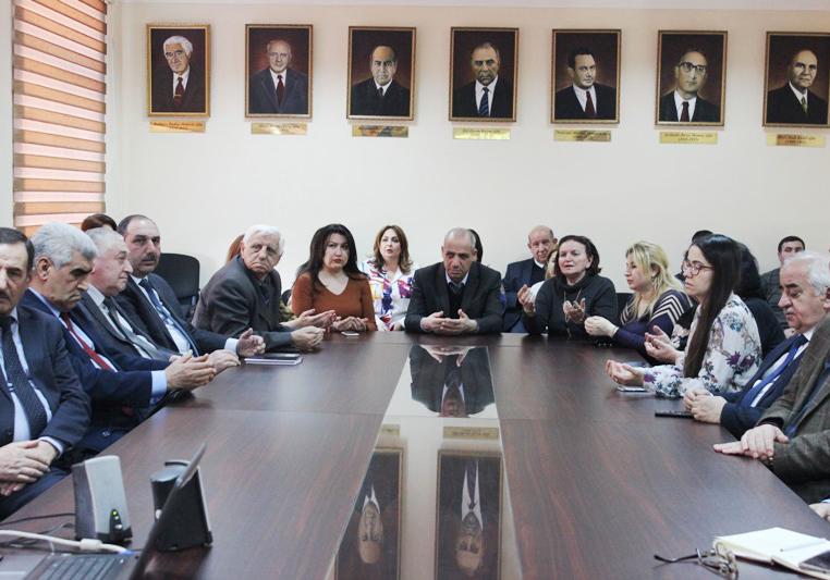 Отмечена 27 годовщина Ходжалинской трагедии