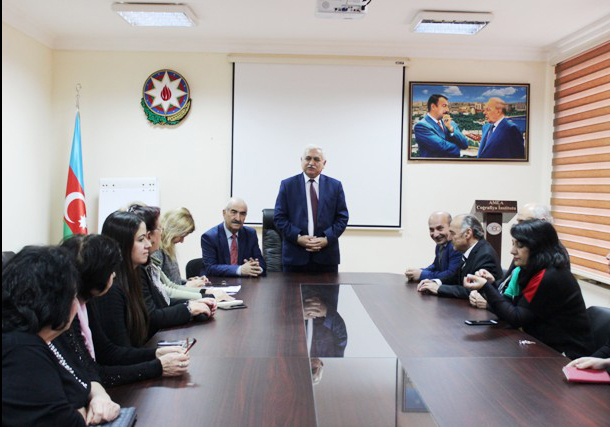 The Day of Solidarity of Azerbaijanis and the New Year were celebrated
