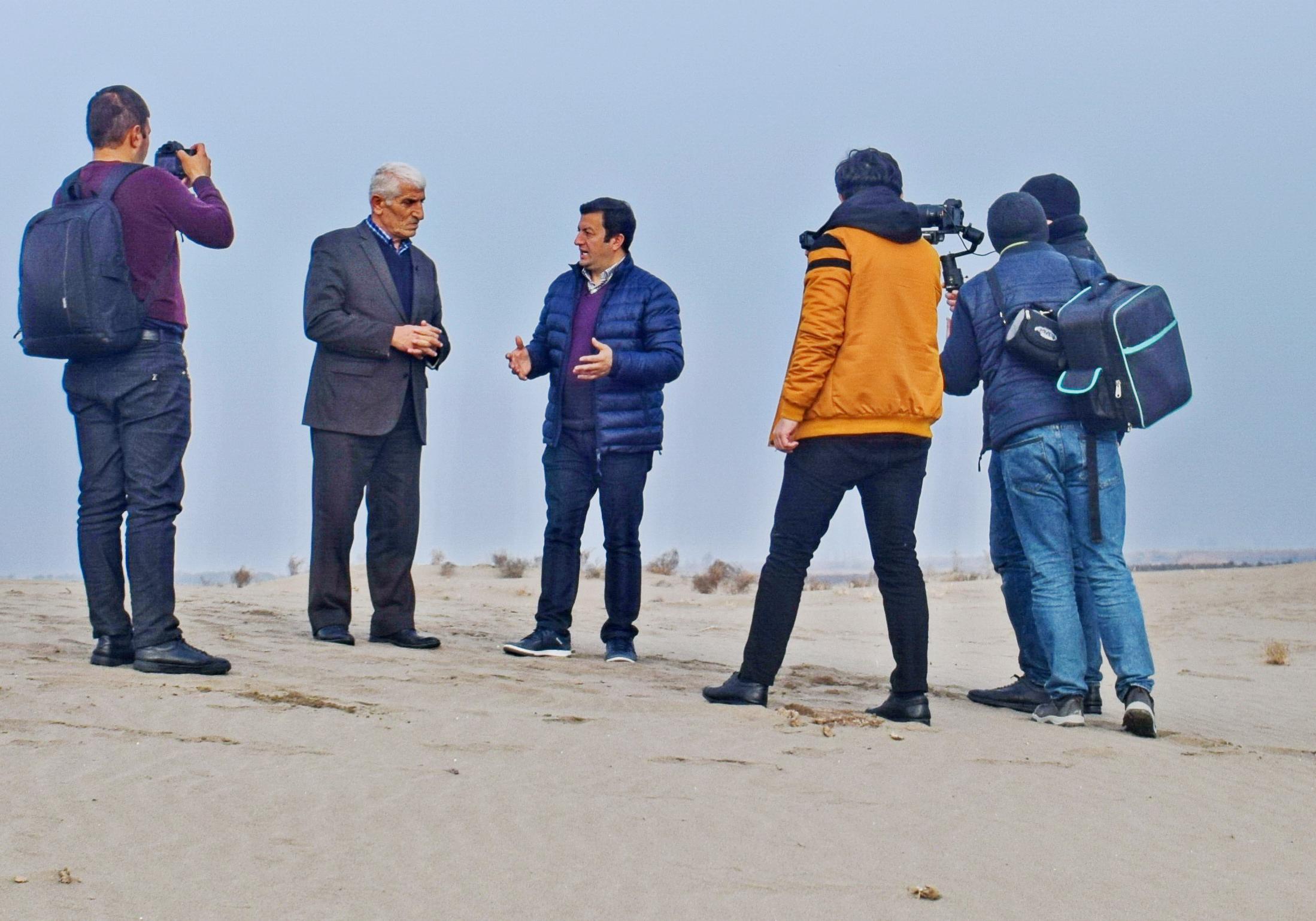 Azərbaycanda səhralaşma ocaqları müəyyən edilib