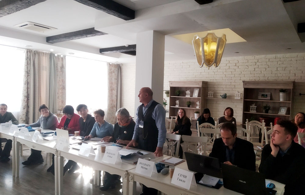 Cİ-nin əməkdaşı Rusiyada urbanizasiya məsələlərinə dair konfranslarda çıxış edib