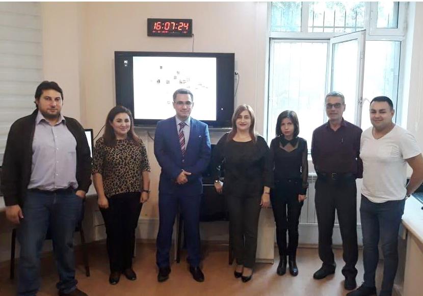GFZ representative visited RSSC