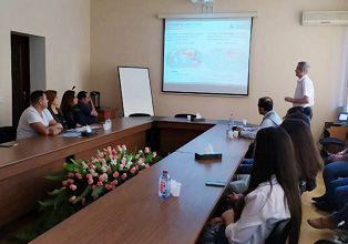 RSSС employees took part in the seminar