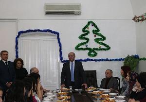 RSXM-də dünya azərbaycanlılarının həmrəylik günü qeyd edilib