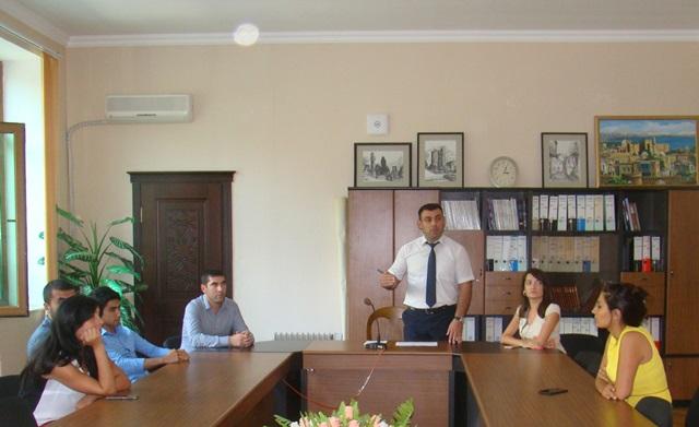 Gənc alimlərin növbəti elmi seminarı keçirilib