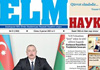 """""""Elm"""" qəzetinin yeni sayı nəşr olunub"""