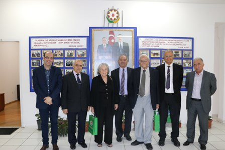 Israeli scientists have visited the Monitoring Center of RSSC