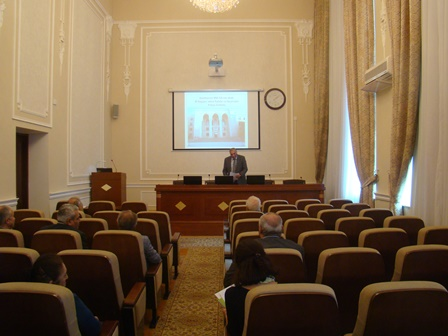 IGG scientists listened to presentations from different fields of science within the snd Azerbaijan Science Festival