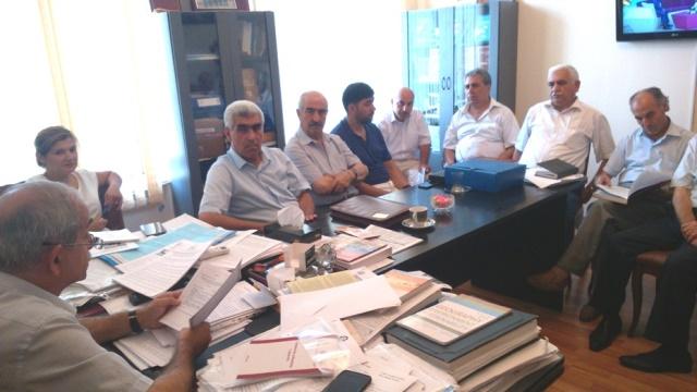 Türkiyə universiteti ilə anlaşma memorandumu imzalanıb