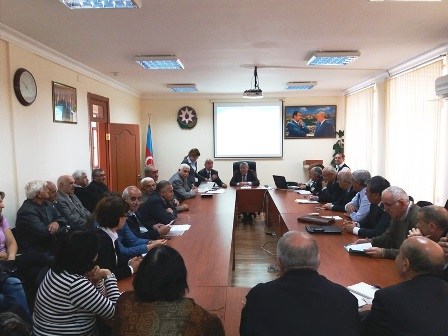Next meeting of Scientific Council held at the Institute of Geography